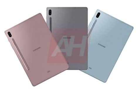 Samsung Galaxy Tab S6 Caracteristicas by Samsung Galaxy Tab S6 Filtrado El Dise 241 O Y Caracter 237 Sticas