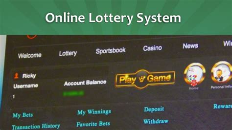 Play Lottery Online Free Win Money - online lottery bing images