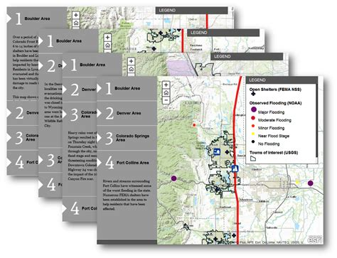 colorado flood plain map city of boulder flood zones