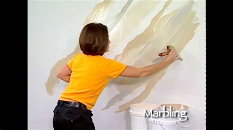 how to faux paint a wall marbling how to faux finish painting by the woolie youtube