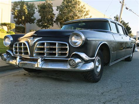 1955 chrysler crown imperial limousine c70 for sale