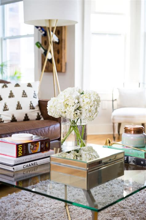 5 decoration tips for your coffee table