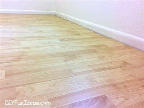 how to install beautiful laminate floors in one afternoon do it yourself fun ideas