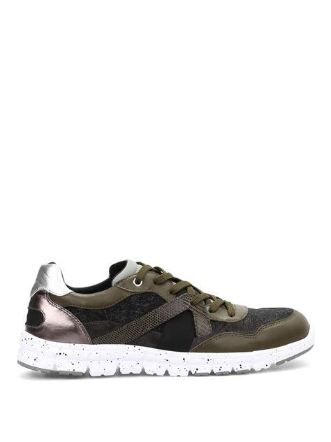 high tech sneakers leather high tech sneakers by dolce gabbana trainers