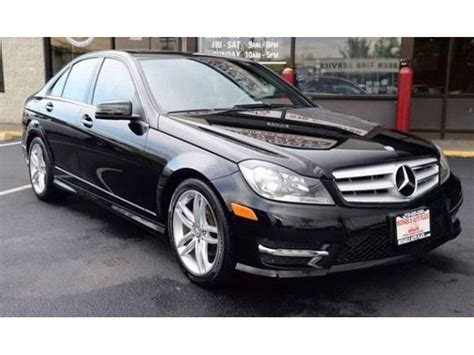 2012 Mercedes C300 by 2012 Mercedes C Class Awd C300 Luxury 4matic 4dr W