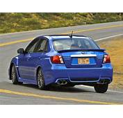 Subaru Impreza WRX Sedan USA 2010