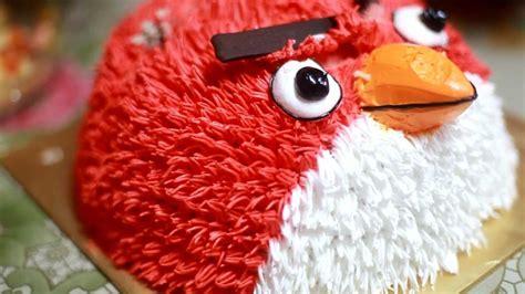 Dekorasi Lukisan Angry Bird angry birds cake 2013