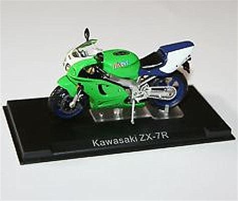Motorrad Modelle Shop by Motorradmodell Kawasaki Zx 7r Best Nr Mm1451