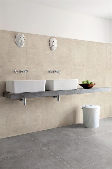 Fliese Cemento by 55 Idees De Carrelage Design Pour Votre Salle De Bains Moderne