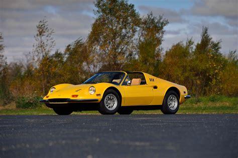 Ferrari Geschichte by Fine Pieces Of Ferrari History Are Going Under The Hammer