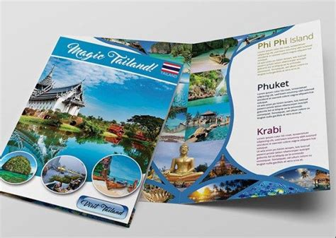 island brochure template island brochure template 15 travel brochure exles with