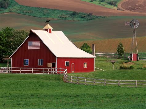 Palouse Farm <a  href=