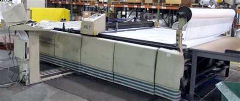 fabric spreader for sale gerber model s 3200 fabric spreader cutter