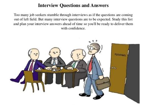 project officer questions and answers