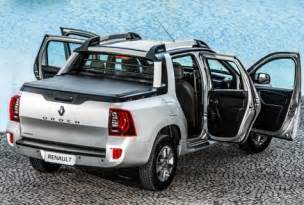 Dacia Duster Renault 2017 Renault Duster Oroch Truck 2017 2018