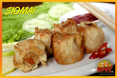 Siomay Canton Dimsum Udang Frozen Food produk siomay frozen food kraukk lauk praktis cemilan sehat
