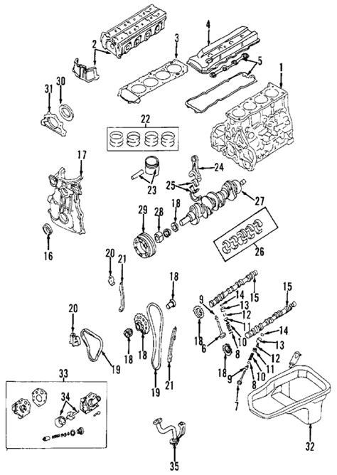 2002 nissan xterra parts diagram engine diagram 2002 nissan xterra get free image about