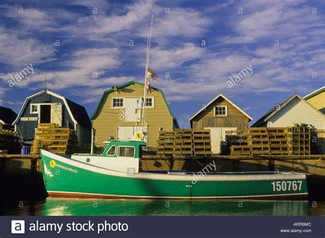 lobster fishing boat images lobster fishing boat new london prince edward island