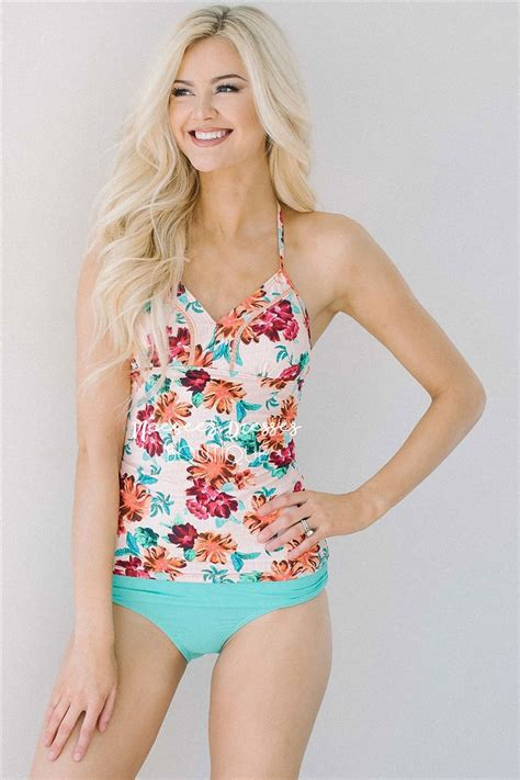 Tropical Swimsuit Summer tropical fashions bikinis one swimsuits