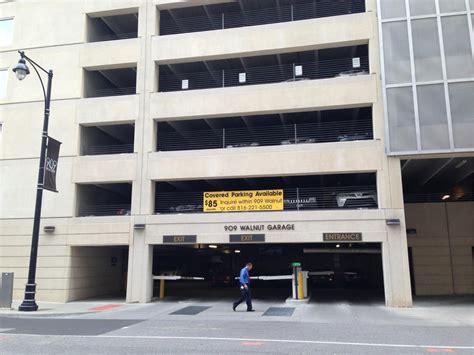 Parking Garage Island City by 909 Walnut Garage Parking In Kansas City Parkme
