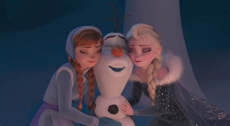film coco olaf see the new trailer for quot olaf s frozen adventure quot cbs news