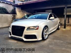 vossen vvs cv3 wheels on audi s5 with concave look