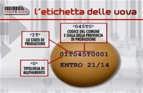etichetta alimenti etichette degli alimenti le novit 224 nel di consumi