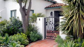 Interior Design French Country - april palmer landscape design spanish revival