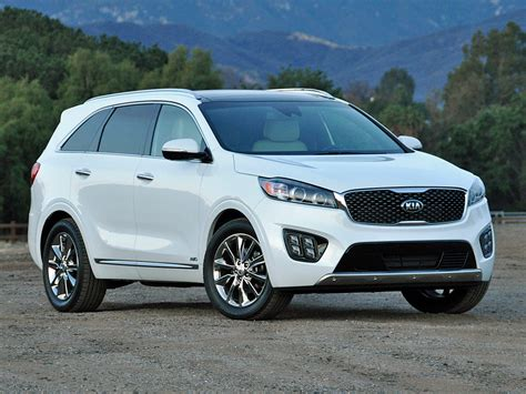 Kia Suv With 3rd Row by Midsize Suv With Third Row Seat Autos Post