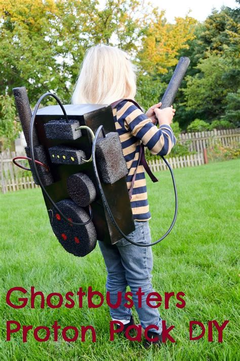 ghostbusters costume proton pack ghostbusters proton pack diy