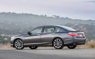 2013 honda accord look motor trend