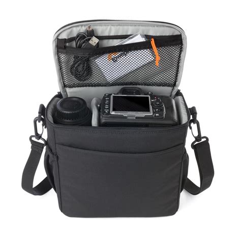 Tas Kamera Mirrorless Small Dslr Honx 002 Black lowepro format 160 black gudang digital