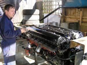 Rolls Royce Meteor Engine Rover Sd1 Meteor