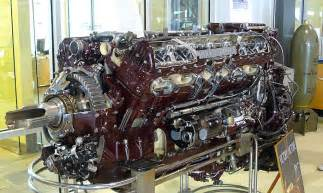 Rolls Royce Merlin Aircraft Engine 03 Rolls Royce Merlin