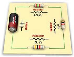 resistors in series and parallel animation conceptos electronica tres carriles