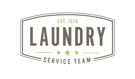 logo design laundry service laundry service team milliken table linens