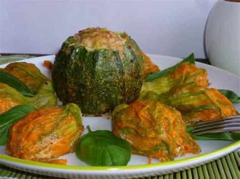 fiori zucchine ricette zucchine e fiori farciti creando si impara