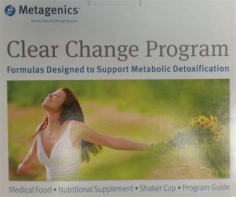 Clear Change 10 Day Detox by Clear Change Detox Program Solutions