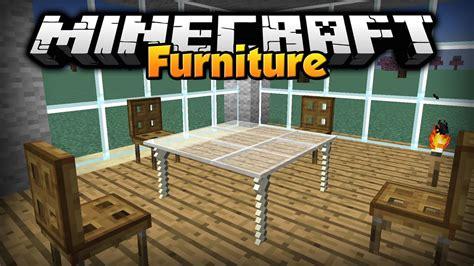 minecraft furniture custom command youtube