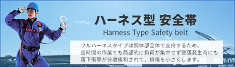 Fuji Denko Harness Sabuk Pengaman Safety Belt Tsuyoron Eta 100 藤井電工 ツヨロン tsuyoron 安全帯通販専門店まもる君
