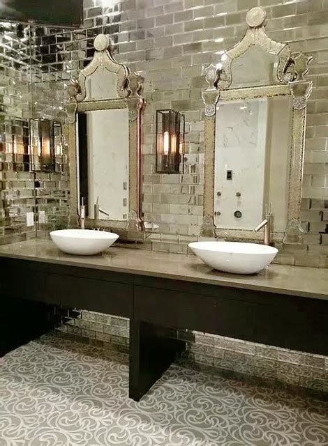 modern french bathroom posh master bathroom eclectic bathroom ta by