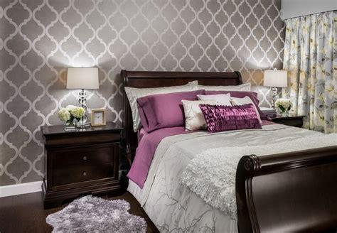 Schlafzimmer Tapete by 30 Interessante Vorschl 228 Ge F 252 R Tapeten Im Schlafzimmer