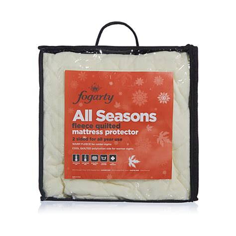 All Seasons Mattress by Fogarty All Seasons Mattress Protector Mattress Toppers