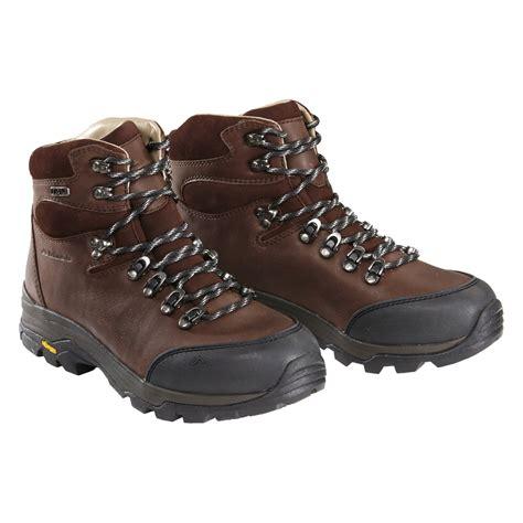 mens walking boots leather kathmandu tiber mens ngx waterproof leather hiking walking