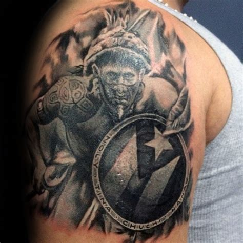 puerto rican tattoos for men 80 taino tattoos for cultural ink design ideas