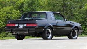Buick Gnx 1987 1987 Buick Gnx At Auctions America Auburn Sale