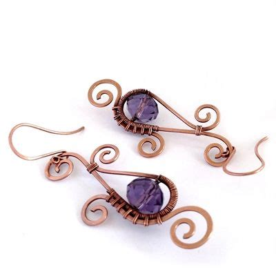 Handmade Copper Jewellery Uk - 18 best images about handmade earrings by kian designs on