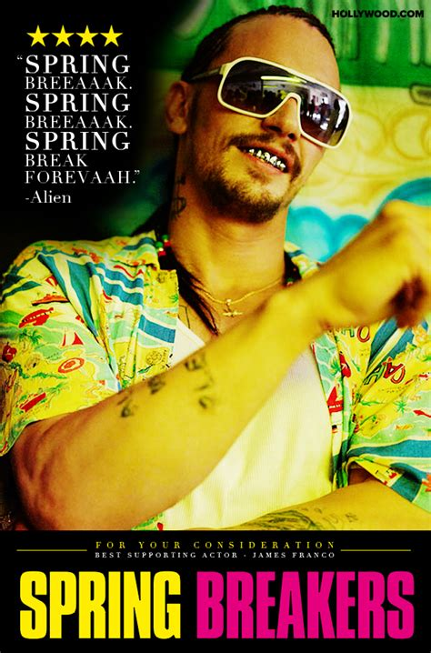 james franco spring breakers for your consideration james franco in spring breakers
