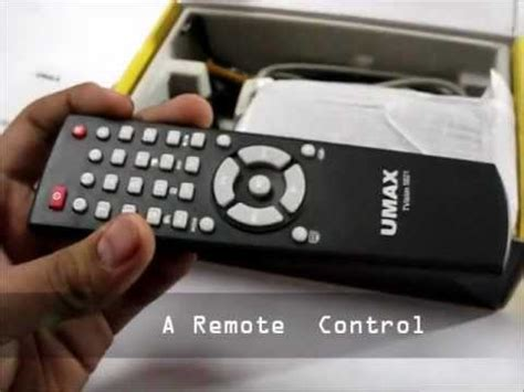 Remote Tv Tuner Advance umax t vision 5821 tv tuner unboxing and review