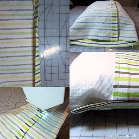 How To Sew Envelope Pillow by 17 Best Images About Pillow Cover On Vintage